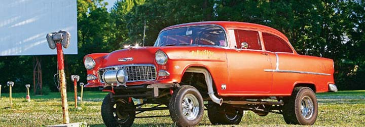 Nostalgia Gasser Ladder Bar Plans