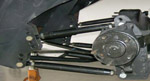 Four Link Rear Suspension